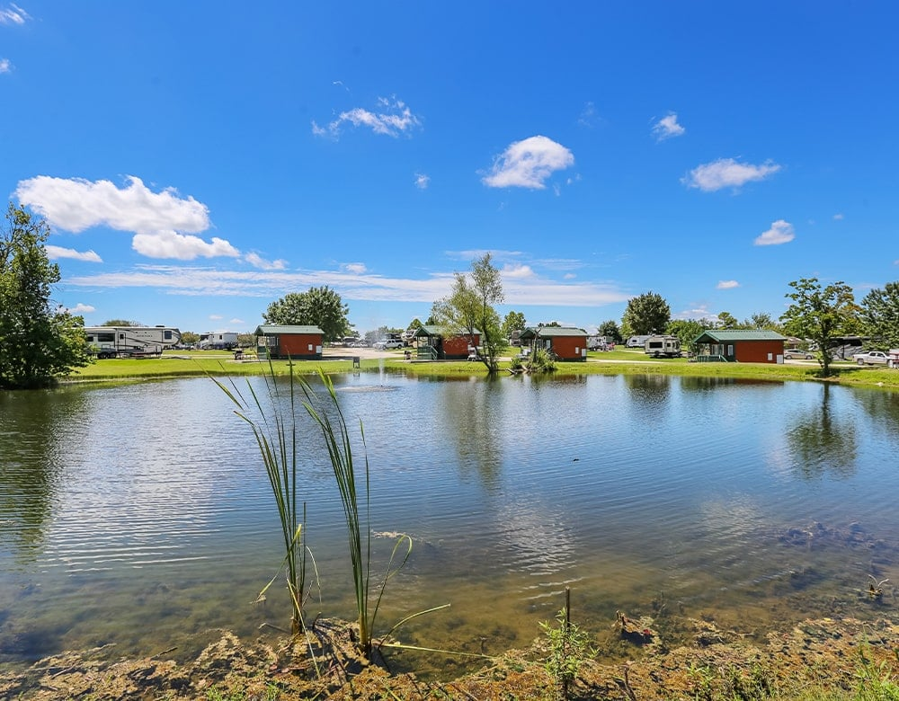 lak conroe rv and camping resort