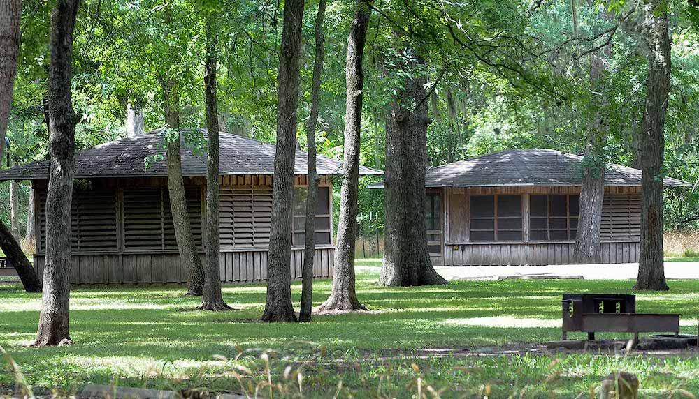 Stephen F. Austin State Park houston camping