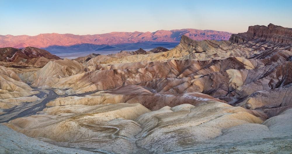 Death Valley la road trips