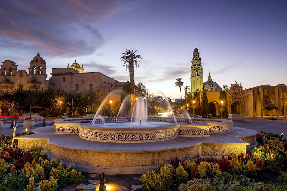 San Diego la road trips