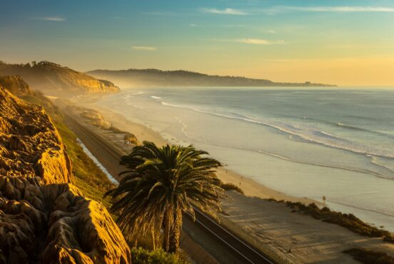 weekend road trips from Los Angeles
