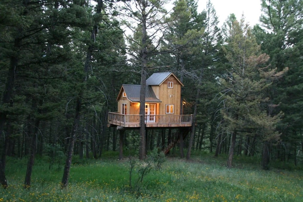 Papa's Treehouse Montana