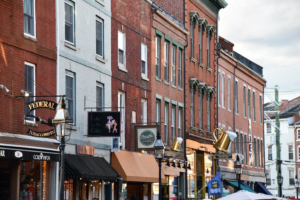 shopping New Hampshire pros and cons