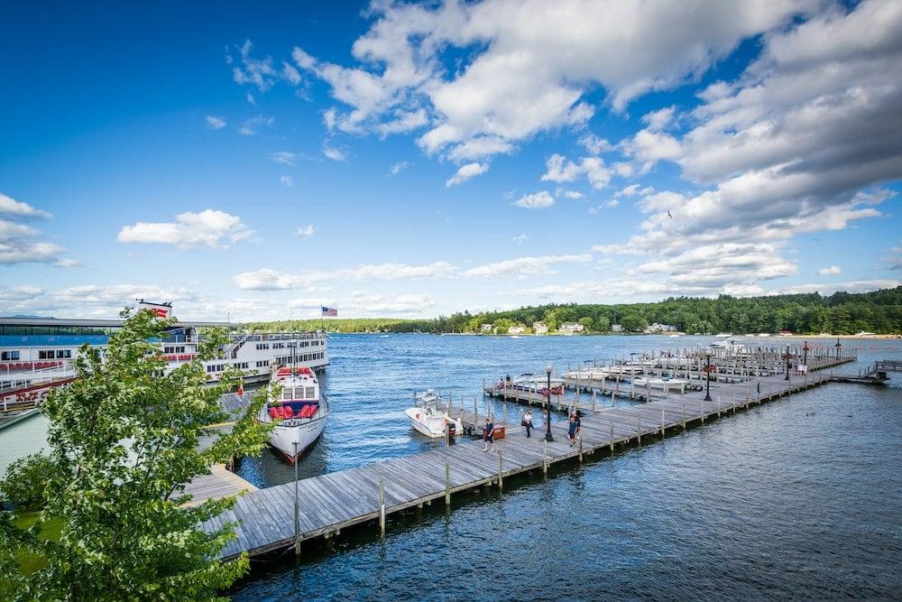 Lake Winnipesaukee New Hampshire pros and cons
