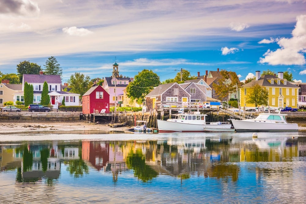 quaint towns New Hampshire pros and cons