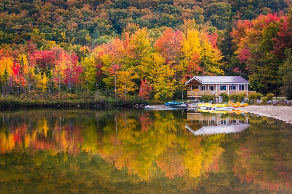 autumn New Hampshire pros and cons