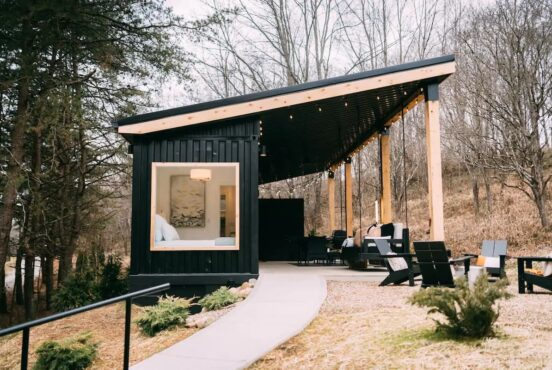 secluded Ohio cabins for a digital detox