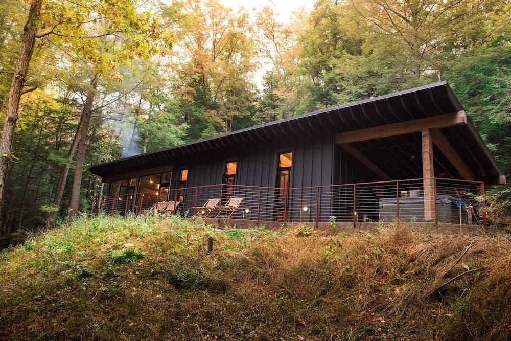 the ledge Ohio cabin