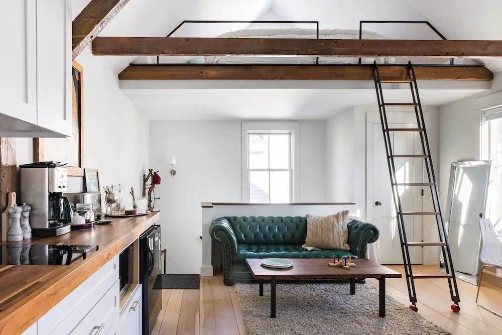 East End loft Portland Maine