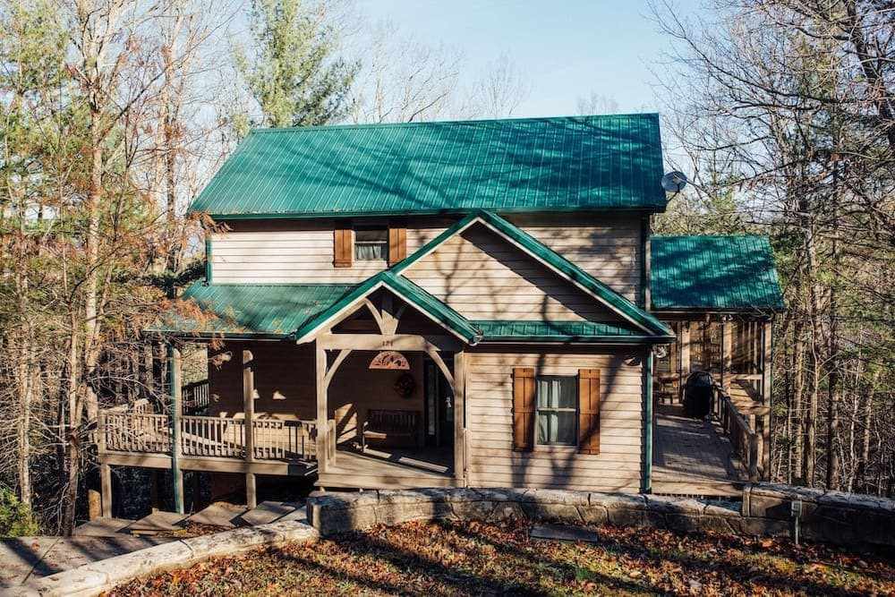 greystone chalet Tennessee