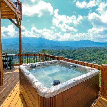 Relaxing Cabins in Tennessee with Hot Tubs