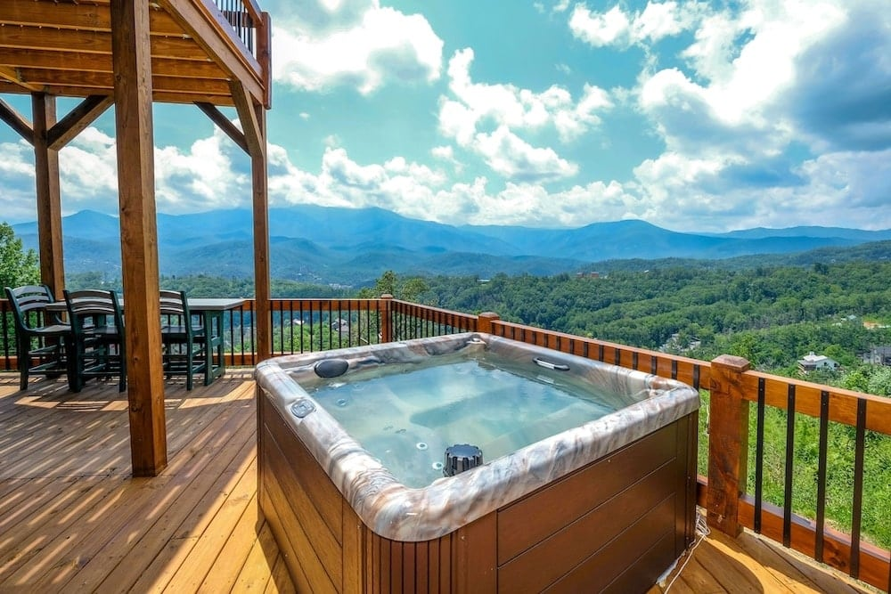 executive cabin Tennessee