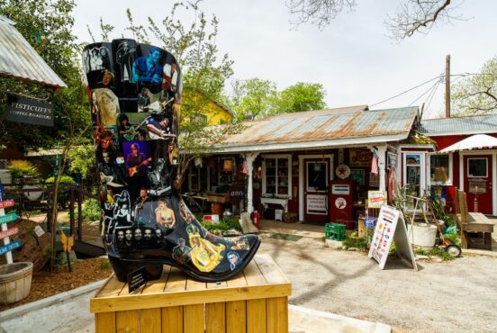 Best Small Towns in Texas
