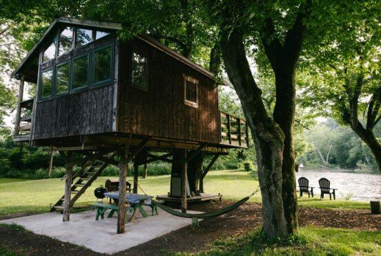 treehouse rentals west virgina