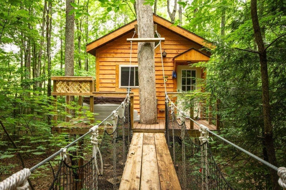 tuscany treehouse wv
