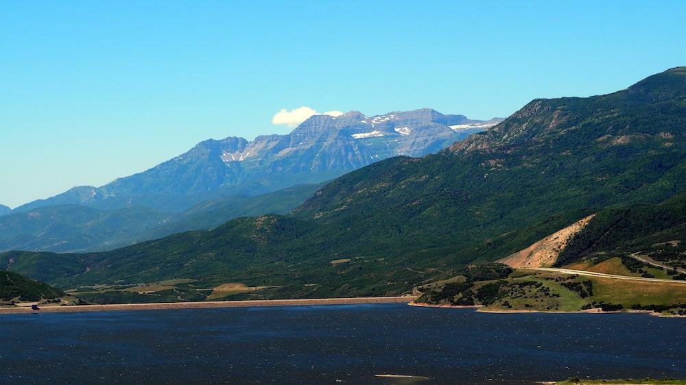 Utah lake camping jordanelle reservoir