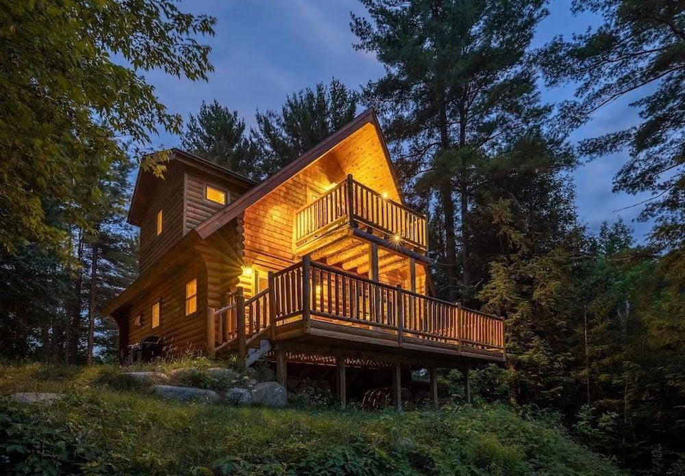Ausable River Cabin adirondacks
