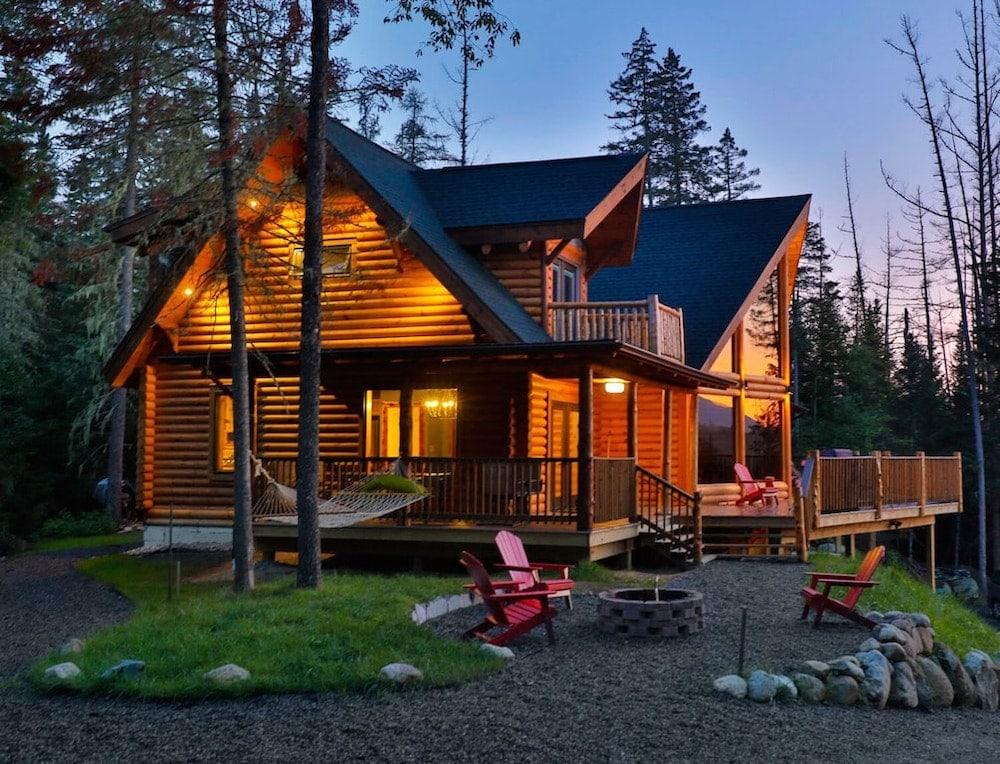 Lake Placid Hilltop Lodge adirondacks