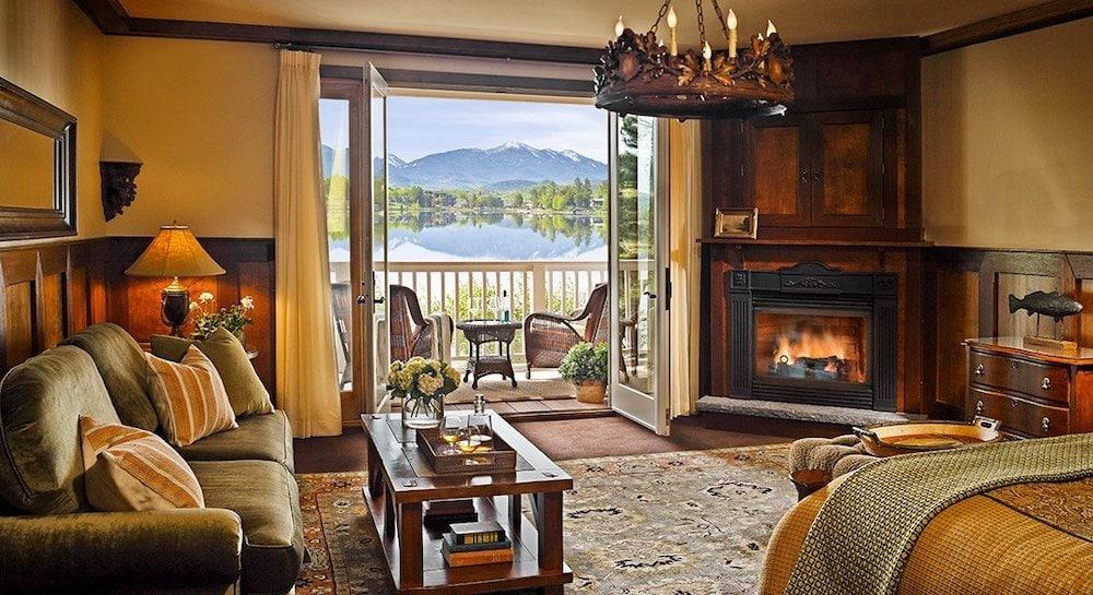 Mirror Lake Inn Resort & Spa adirondacks