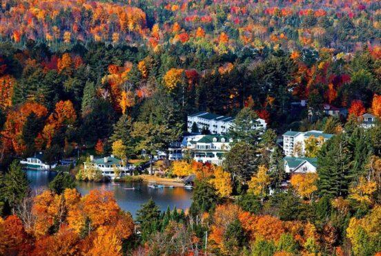 adirondacks resorts