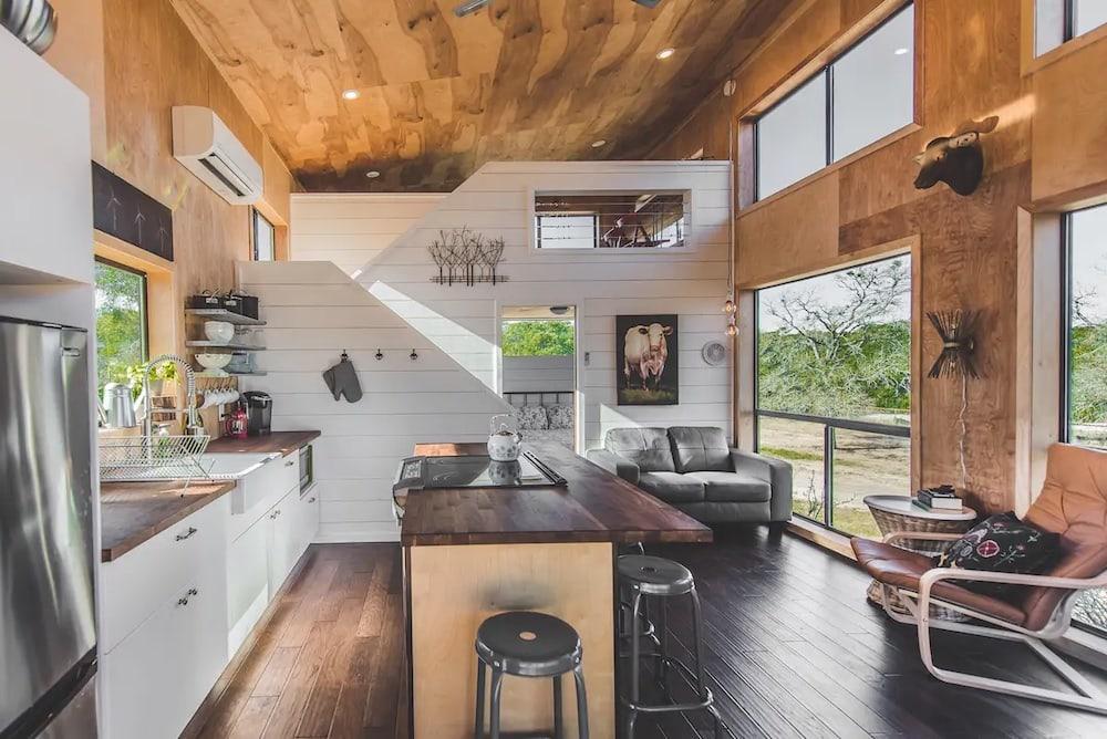 Modern Tiny Cabin 1