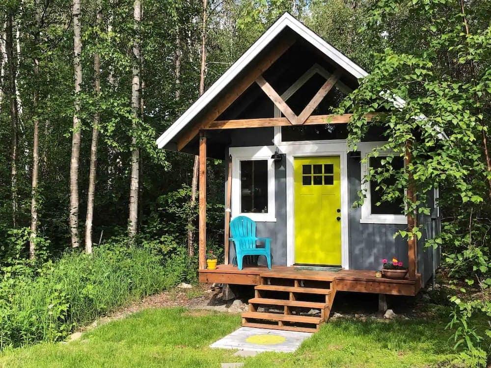 Bear Mt. Hideaway cabin