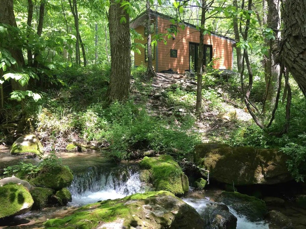 Creekside Tiny Cabin