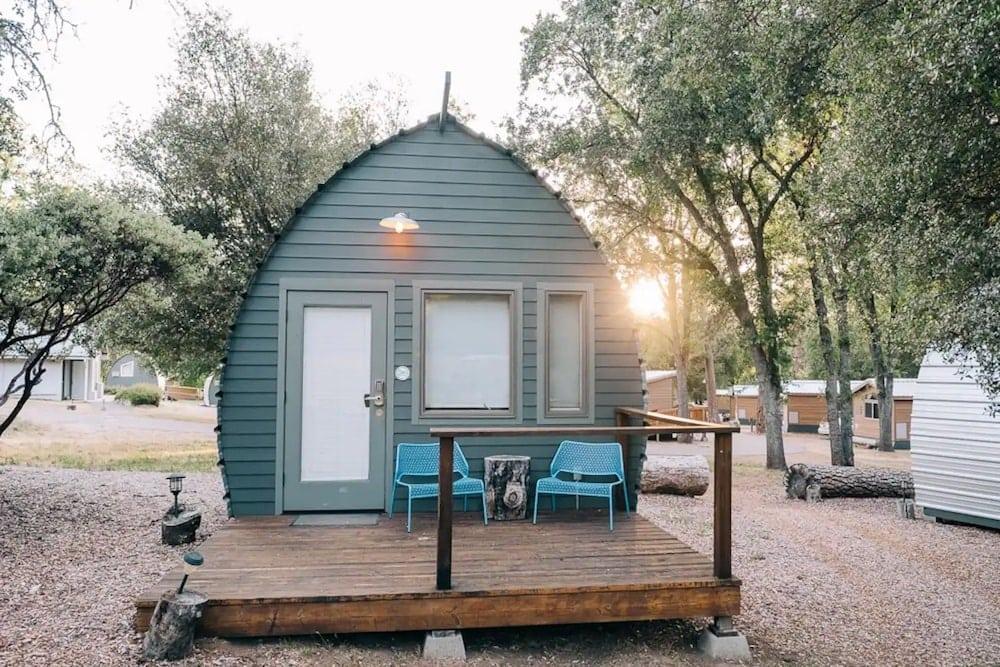 Yosemite Micro Cabin