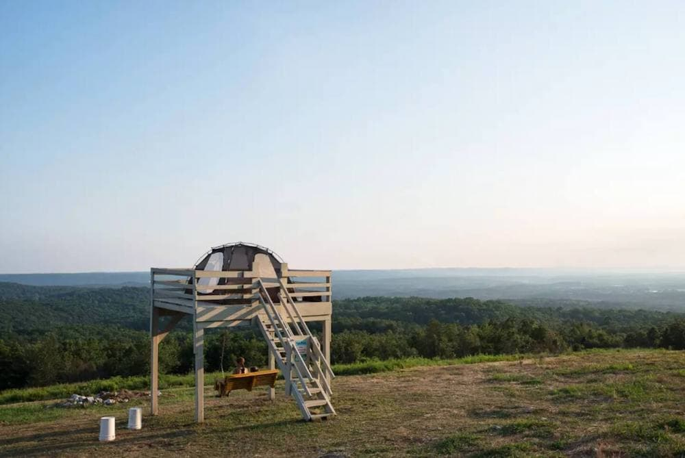 Erwin Estate High Point Tower US campsites