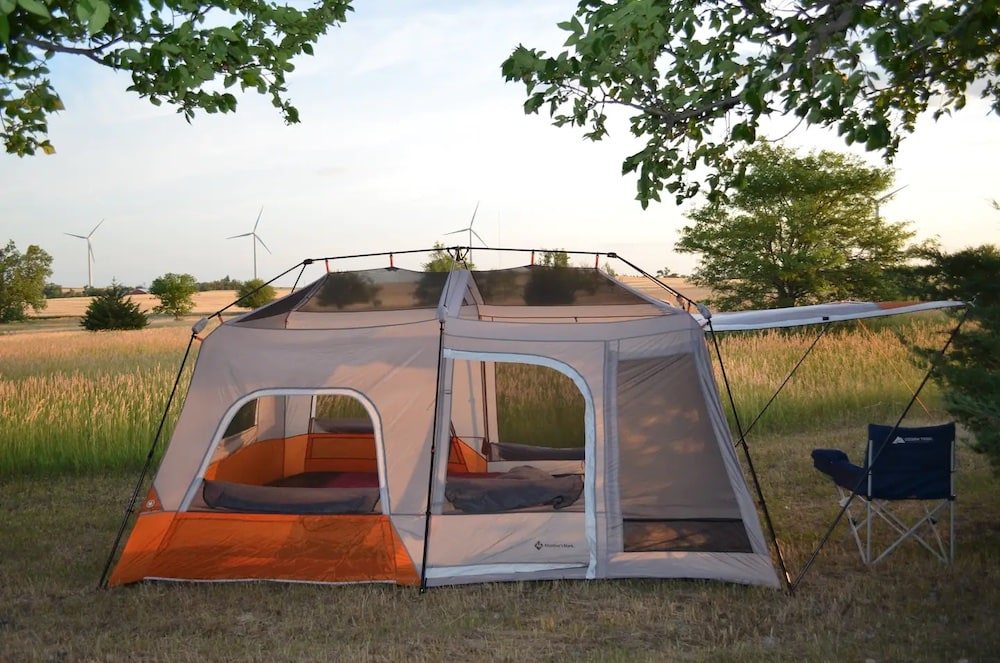 Missile Silo Adventure Campsite