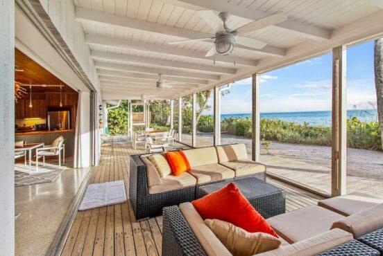 Gorgeous Beachfront Airbnbs in Florida