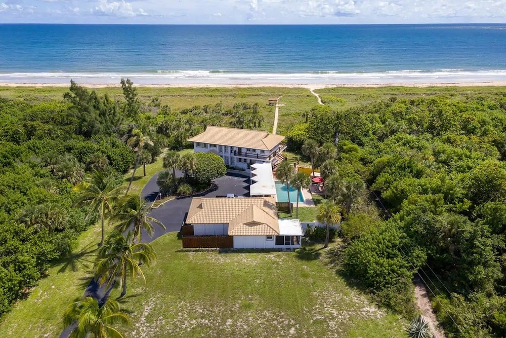 Nova Beach Cottage Florida
