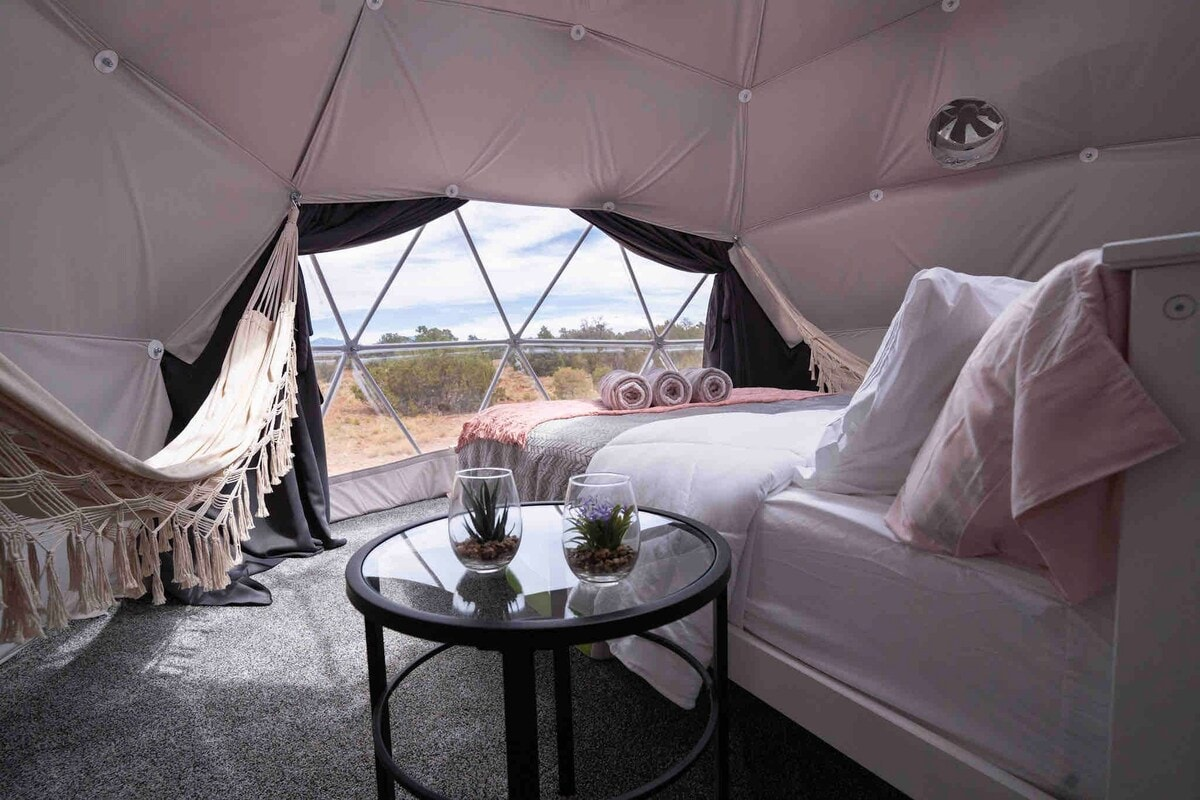 unique places to stay in arizona