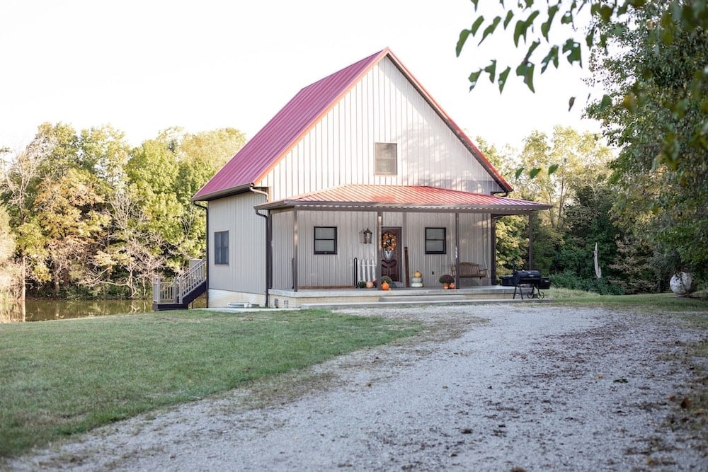 Moose Cabin at Hidden Acres Illinois