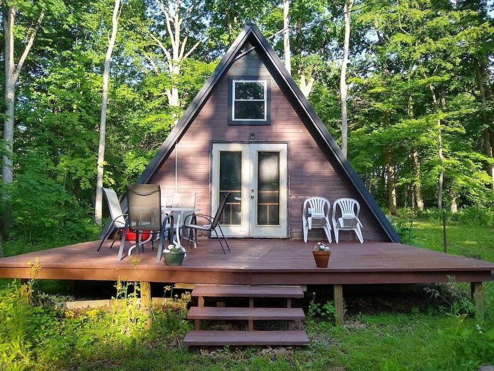 A-Frame Cabin Illinois