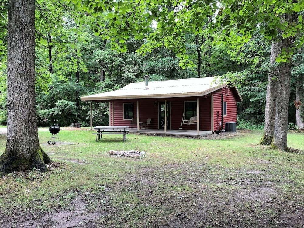 Kishauwau Cabins Illinois