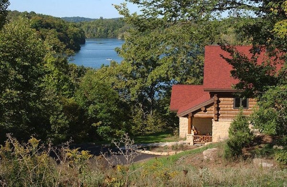 The Cottage on Lake Galena Illinois