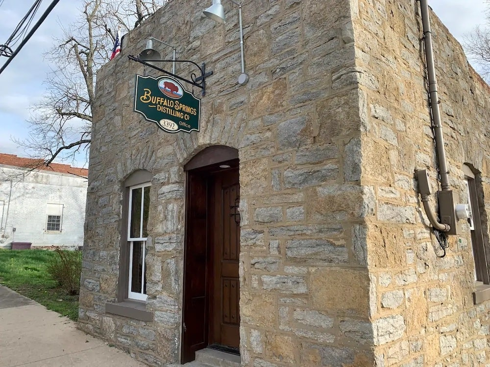 Buffalo Springs Distilling Company kentucky