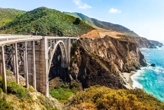 Los Angeles San Francisco road trip