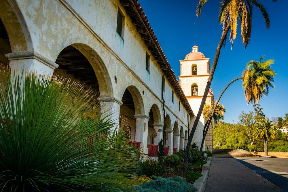 Los Angeles San Francisco road trip Santa Barbara