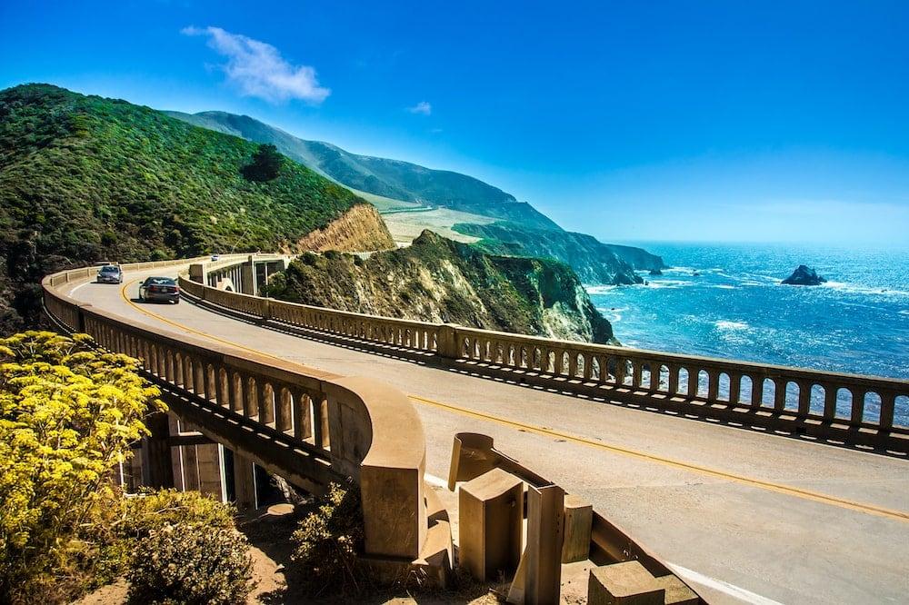 Los Angeles San Francisco road trip Carmel Monterey