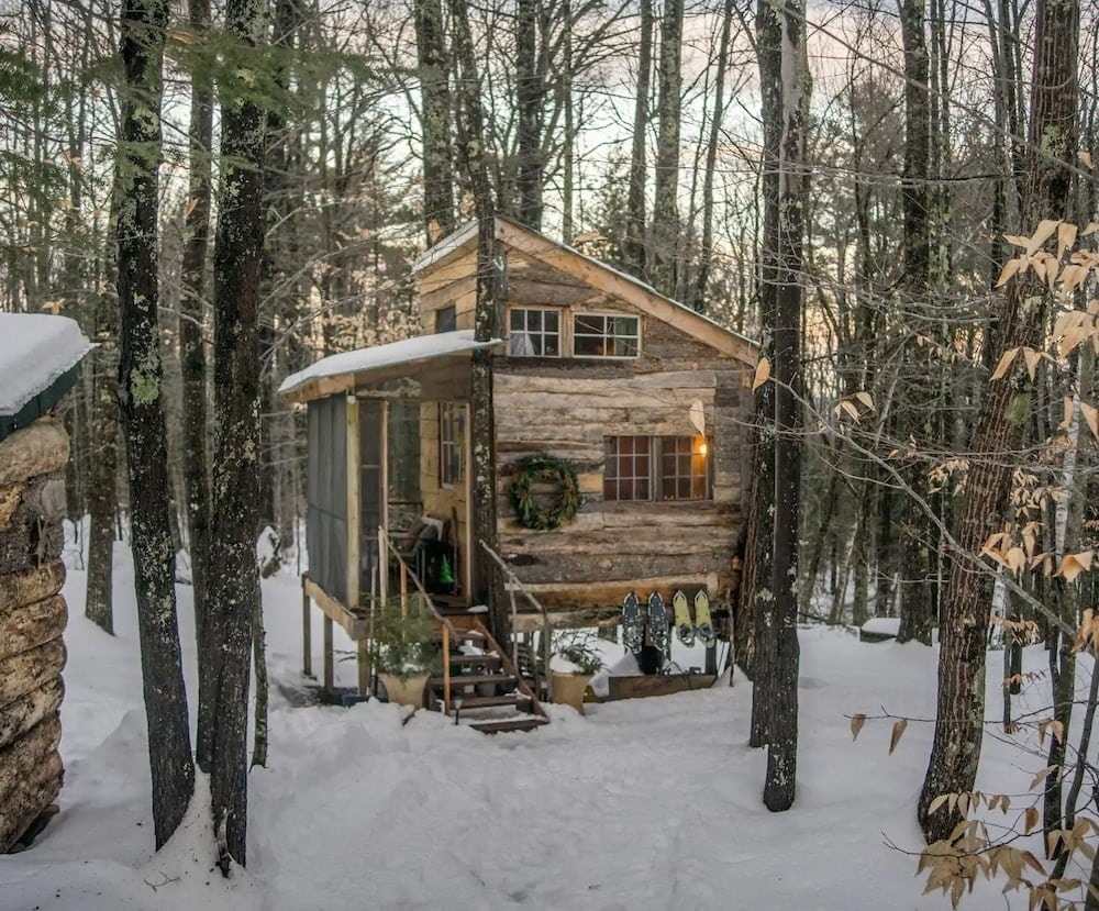 Treehouse at the Shire New Hampshire
