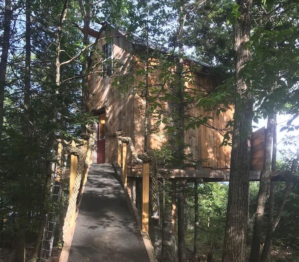Treehaus New Hampshire