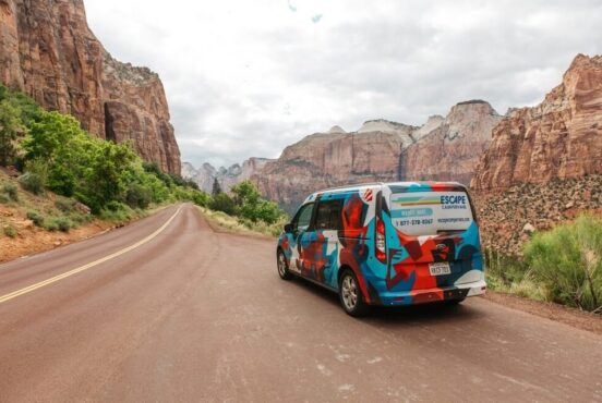 Best Campervan Rental Companies in Phoenix
