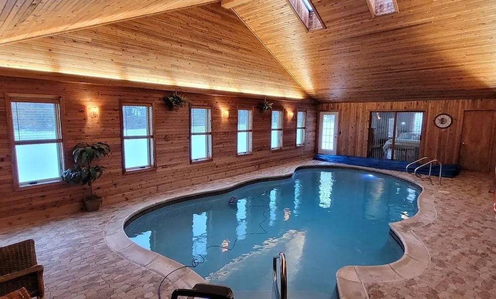 Milford Luxury Home indoor pools