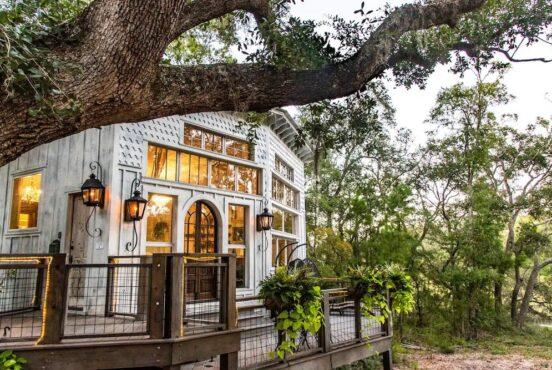 Gorgeous South Carolina Treehouse Rentals