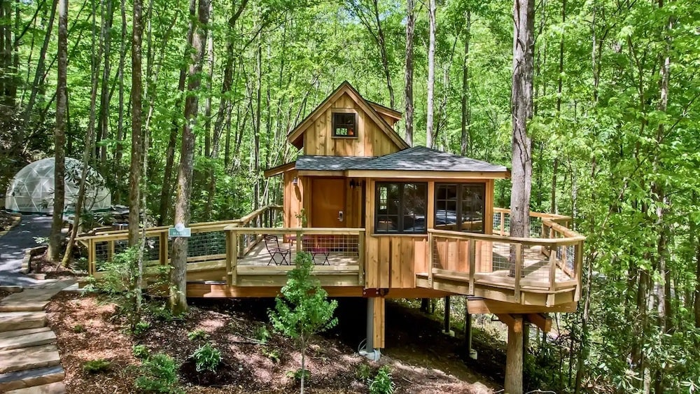 The Maple at Treehouse Grove Tennessee