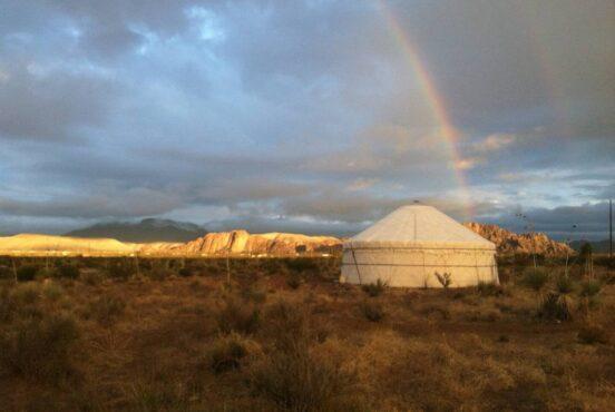 Best Yurts in Texas
