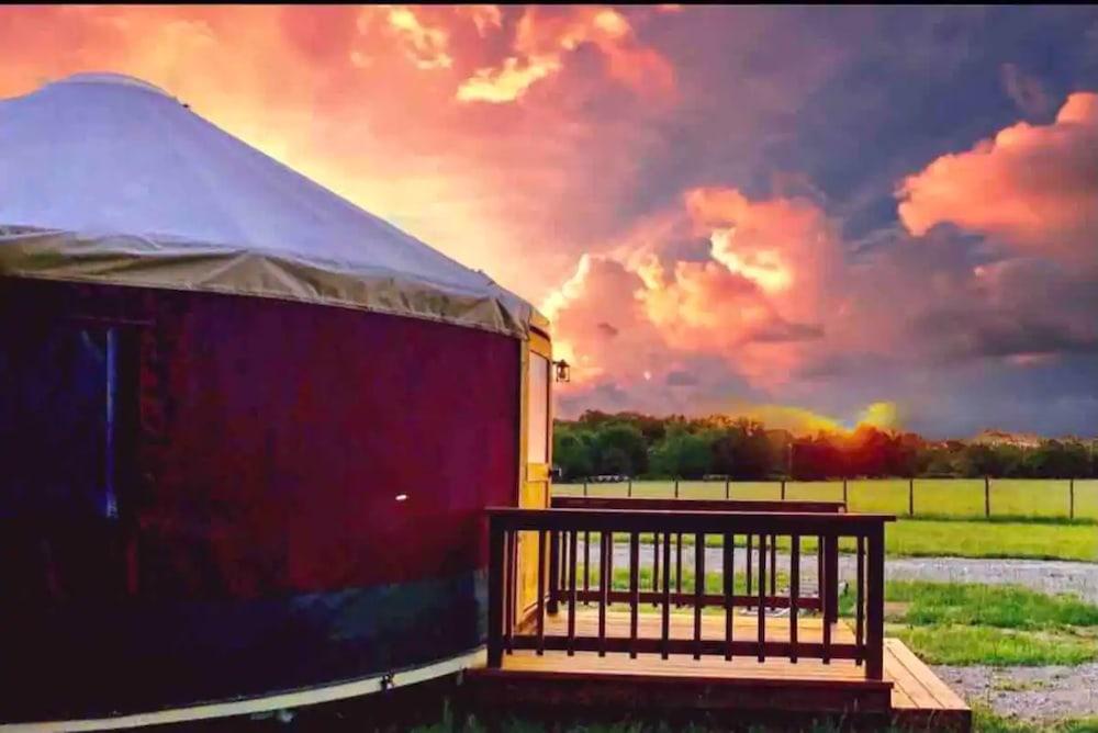 Wildflower Yurts texas