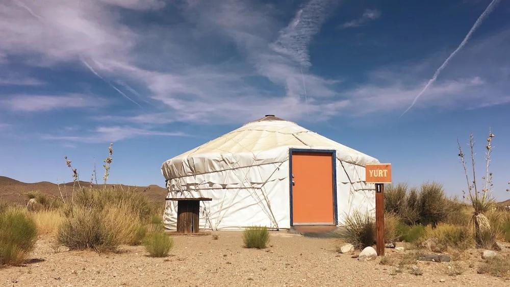 YURT1-Desert Retreat texas